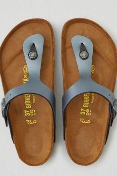 22aa466e985 American Eagle Outfitters AEO Birkenstock Gizeh Sandals American Eagle  Outfitters Shoes