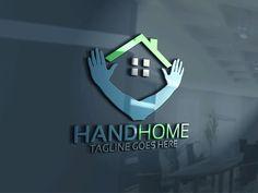 Hand Home Logo Templates BUNDLE Editable – 100 Re-sizable – 100 vectorsVertical & horizontal layou by Josuf Media Letterhead Format, Letterhead Design, Daily Health Tips, Health And Fitness Tips, Custom Logo Design, Custom Logos, Real Estate Company Names, Free Logo Templates, Real Estate Logo Design