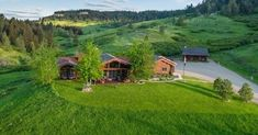 The two homes are a ranch outside Scottsdale, Ariz., and a larger property in rural Montana. Both have outdoor shooting ranges and the latter a herd of about 500 cattle. Outdoor Shooting Range, Montana Ranch, Guest Houses, Can Run, Log Homes, Cattle, 1 Year, Property For Sale, Acre