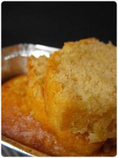 Recette - Cake moelleux à la compote de pêches (sans oeufs) | Notée 4.2/5