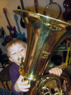 Come au tuba
