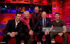 News Photo : Hugh Jackman, Sir Ian McKellen, Graham Norton,...