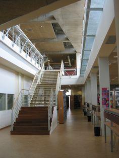 Biblioteca de Ciencias, UAM, Madrid. Joaquín López Vaamonde.