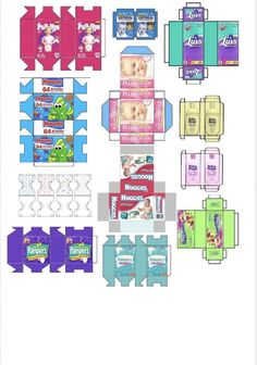 Posts about dollhouse printables written by Migues Miniatures Free Barbie, Barbie Dolls Diy, Barbie Food, Doll Food, Barbie Clothes, Paper Toys, Paper Crafts, Diy Doll Miniatures, Miniature Crafts