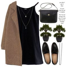 so tired by evangeline-lily on Polyvore featuring moda, American Apparel, J.Crew, Mimi Berry, ASOS, Hershesons, Nearly Natural, simple and fallwinter2014