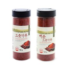 Korean JINMI Red Pepper Powder 130g for Kimchi, TTeokbokki, Topokki, Spicy dish #JINMI