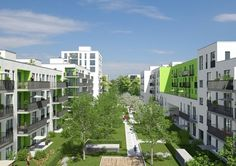Neue Gaerten Giesing iii Muenchen Neubau Wohnung kaufen Demos Wohnbau