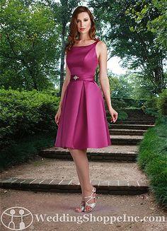Bridesmaid Dresses Da Vinci 60007 Bridesmaid Dress Image 1