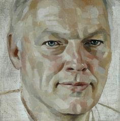 David Gilmour - Study for painting  I Jonathan Yeo | Work