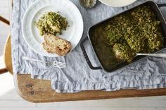 Annabel Langbein's Chicken and Leek Gratin Recipe on Food52 recipe on Food52