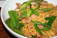 Resep Mie Goreng Chinese Mudah