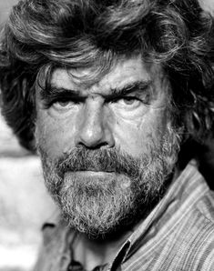 Reinhold Messner - Mountaineer, adventurer, explorer, and author
