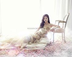 pre-wedding photo shots in Korea