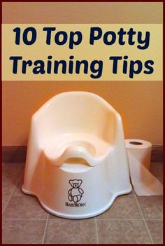 10 top tips to potty train your toddler - Right Start Blog