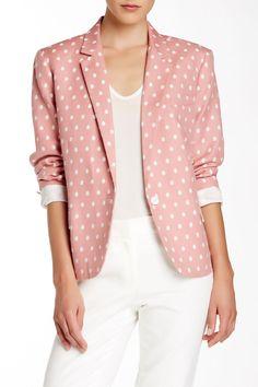 Dot Jacket by Anne Klein on @HauteLook