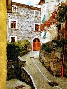 Raccontare un paese: da Fabbiano (3 foto