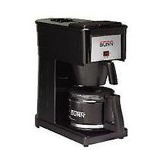 Coffee Brewers 10-Cup Black Bu