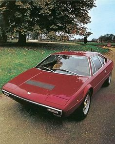1972 Ferrari Dino 308GT4