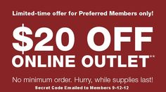 Did you get your unique #PartyLite #Candles Preferred Member Promo Code today?!!