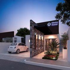 Exterior Rendering Project l Dental Center