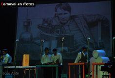 Dos primeros premios de 2012 actuarán este viernes en el Ramón Collazo - Foto: Carnaval en Fotos