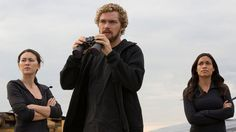 Iron Fist - Promo Sneak Peek Featurettes First Look Photos Key Art  Poster Updated 13th March