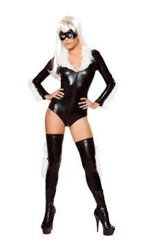 #Cat #Spider Costume