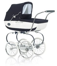 Inglesina Classica Nappa 1042,20 Euro auf Amazon.de . Klassischer Gondelkinderwagen . Nostalgie Kinderwagen . Luxus