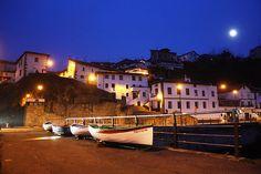 Puerto Viejo de Algorta. Where I live now... Donde vivo ahora...