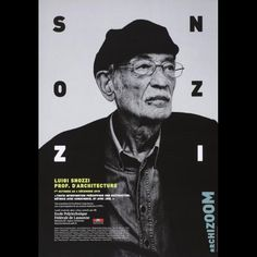 Luigi Snozzi (born July 29, 1932 in Mendrisio) is a Swiss architect[1] from Ticino. He is currently working in Locarno and Lugano. He studied at the Swiss Federal Institute of Technology in Zurich. From 1962 to 1971, Snozzi worked in association with architect Livio Vacchini. From 1982 to 1984, he was a Visiting Professor and in 1985 he was appointed Professor of Architecture at École Polytechnique Fédérale de Lausanne. http://www.pinterest.com/search/pins/?q=luigi%20snozzi%20architects