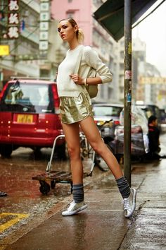 REVOLVE CLOTHING, WINTER 2013 LOOKBOOK photography: chris shintani   ∆   model: cora keegan