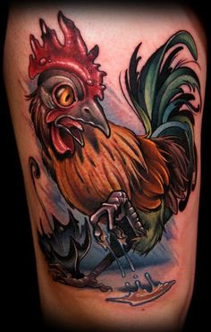 ...  by having a pig and rooster tattooed on either foot, sailors would also make it to land if their ship sank. Description from pinterest.com. I searched for this on bing.com/images