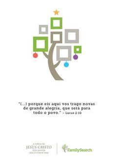 Feliz Natal!!!  http://www.familysearch.org  | #familysearchbrasil…
