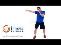 Kickboxing HIIT - Quick Toning & Cardio Kickboxing Workout