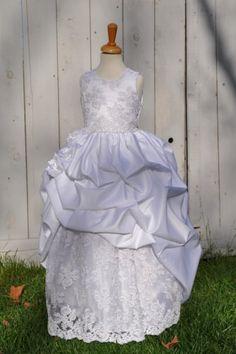 Victorian Communion Dress by Elena