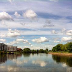 Trentside, West Bridgford, Nottingham.