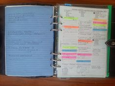 MySummerTouch1: How to Future Plan in your Planner (Filofax)?