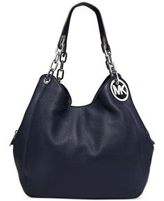 MICHAEL Michael Kors Fulton Large Shoulder Tote - Handbags & Accessories - Macy's