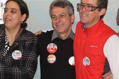 Lançamento da candidatura de Tadeu Veneri, com a presença de Ulisses Kaniak. #ulisses1357 #ulisseskaniak #ulisseskaniak1357 #politicaecoisaseria