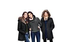 More coats for less Winter Jackets, Coats, Warm, Chic, Fashion, Winter Coats, Shabby Chic, Moda, Wraps