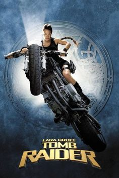 Angelina Jolie in Lara Croft: Tomb Raider (2001)