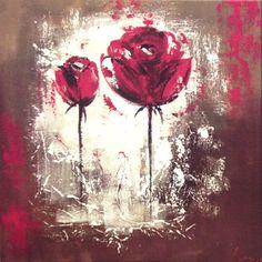 AWX 379A schilderij rozen diverse afmetingen - kopen bij mooiaandemuur.com