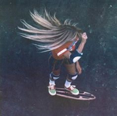 Fantastic Pictures Of Female Skateboarders From The 1970s
