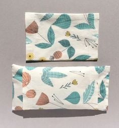 Eye Pillow Covers Organic Aromatherapy by PureRest on Etsy Christmas Gifts For Husband, Neck Pillow, How To Relieve Stress, Aromatherapy, Etsy Shop, Eye, Pillows, Handmade Gifts