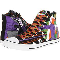 063266e861c8 Batman and The Joker Converse Chuck Taylor® All Star® Hi Joker Converse