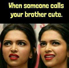 Deepika Padukone Funny Jokes - Oh Yaaro Funny School Memes, Very Funny Jokes, Crazy Funny Memes, Really Funny Memes, Funny Relatable Memes, Funniest Memes, Exams Funny, Hilarious Jokes, Sister Quotes Funny
