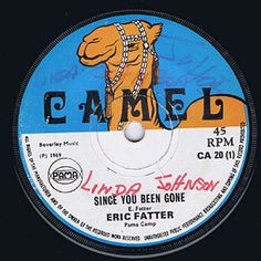 SINCE YOU BEEN GONE / ERIC FATTER - MORE AXE RECORDS|Ska,RockSteady,Reggae,Calypso,Roots,Dancehall,Dub