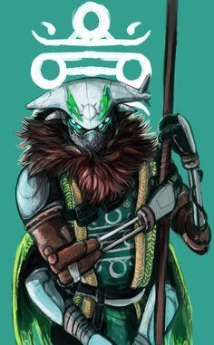 Variks, scribe of The House of Wolves, member of The House of Judgment, and Keeper of The House of Rain