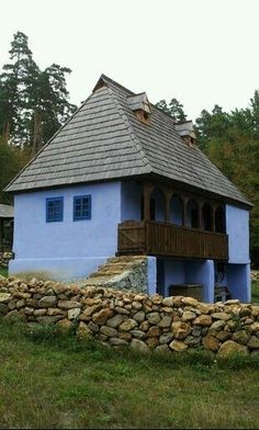 Visit Romania, Romania Travel, Best Cities, Traditional House, Old Houses, Home Interior Design, Countryside, The Good Place, Gazebo