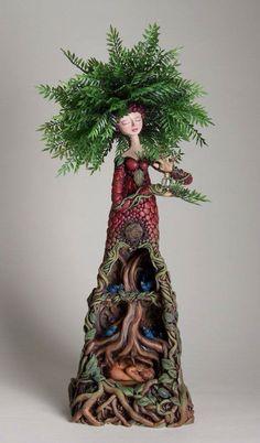 Escultura- Cheistine K. Harris